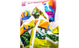 Frozen Vegetables Bagged