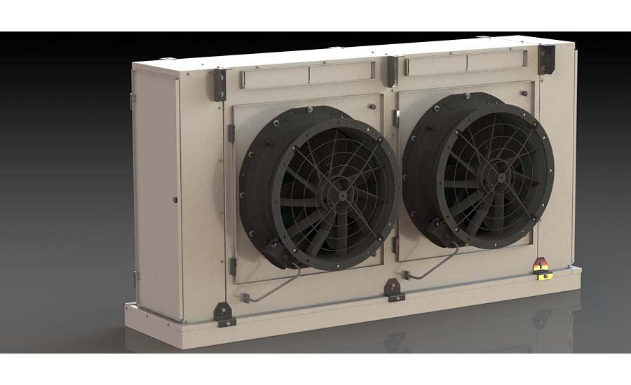 Century Refrigeration epic cooler unit