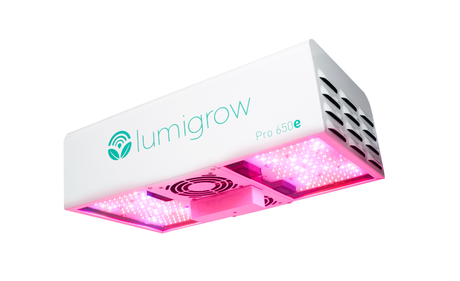 LumiGrow lighting