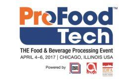 ProFood Tech pre-show