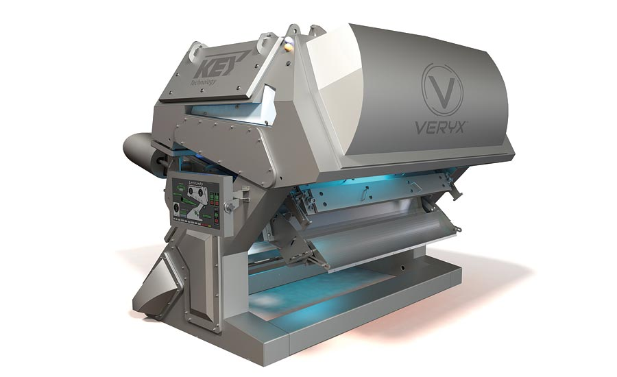 Key Tech VERYX digital sorter