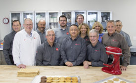 CraftMark Bakery R&D lab