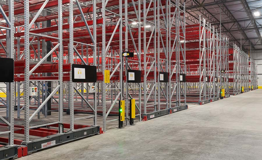 Storax Mobile Racking Solution Poweracks