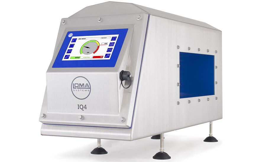 Loma Systems IQ4 check and detect