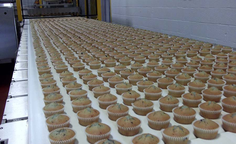 Muffin Town Lawrence facility