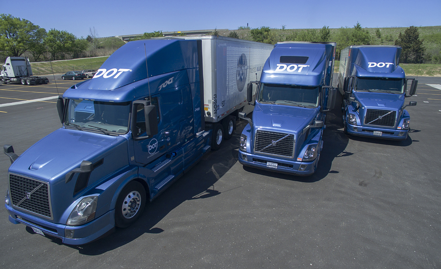 Dot Foods fleet