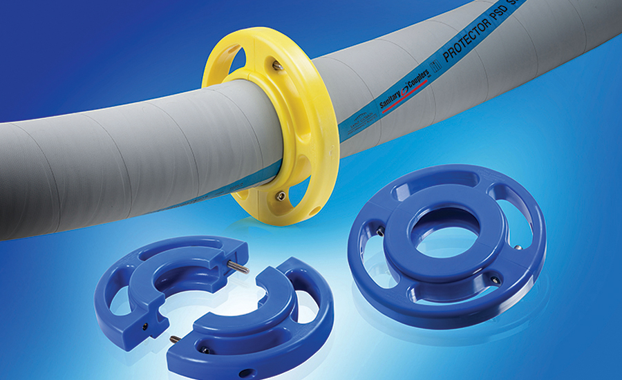 Saint Gobain hose support