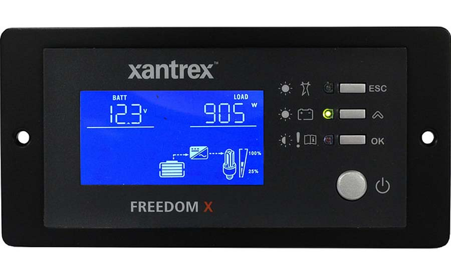 Xantrex - Freedom X Remote Panel