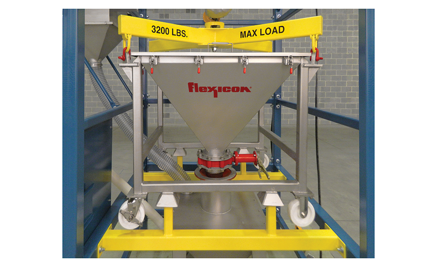 Flexicon BULK-OUT low-profile discharger