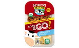 Horizon Organic Good & Go snacks