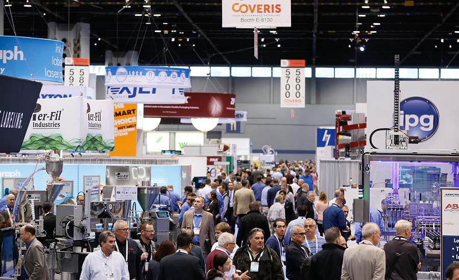 PACK EXPO Las Vegas focuses on sustainability, efficiency, product safety