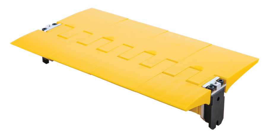 Flexco transfer plates