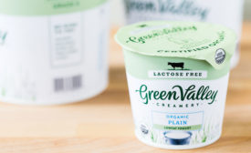 Green Valley yogurt