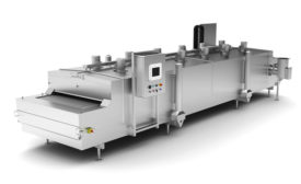 Air Products Freshline MP Tunnel Freezer