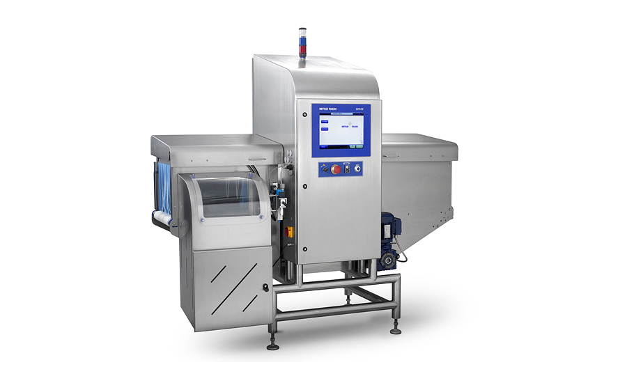 MT X36 Series X-ray re-inspection system