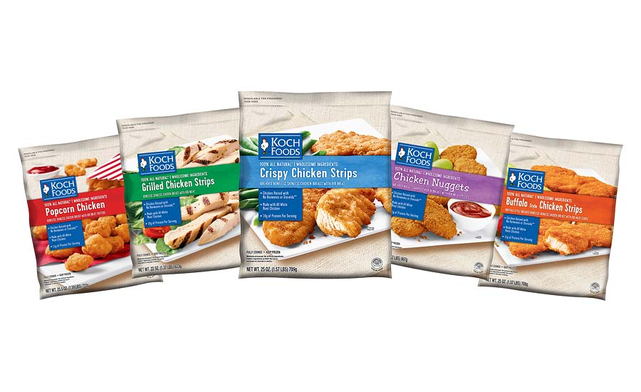 Koch Foods retail product group