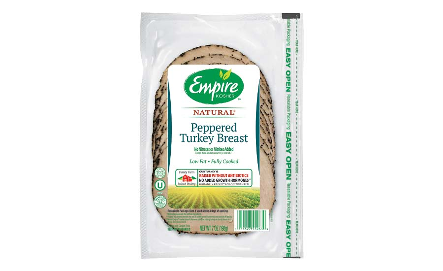 Empire PepperedTurkeyBreast