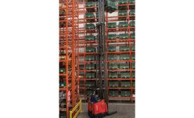 Raymond high-capacity reach truck