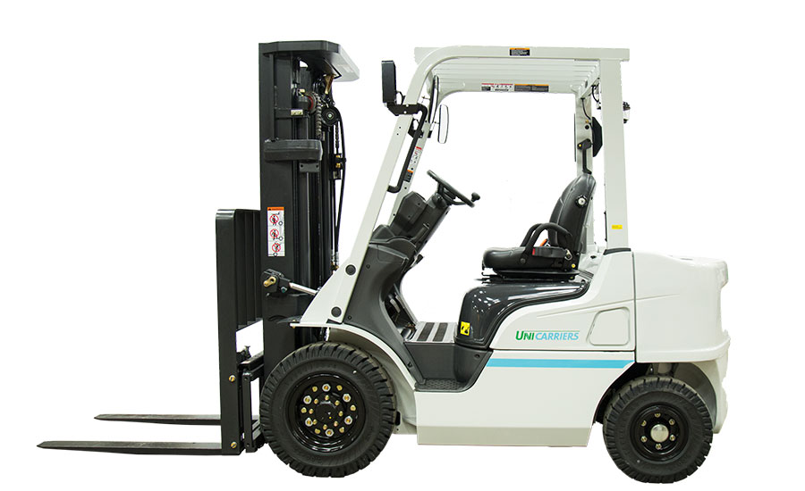 UniCarriers PD diesel forklift