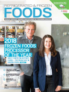 Frozen Foods Processor of the Year cover