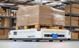 Honeywell autonomous mobile robots