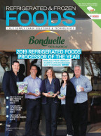 Refrigerated Foods Processor of the year 2019