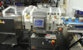 F&S Produce Mettler-Toledo Safeline