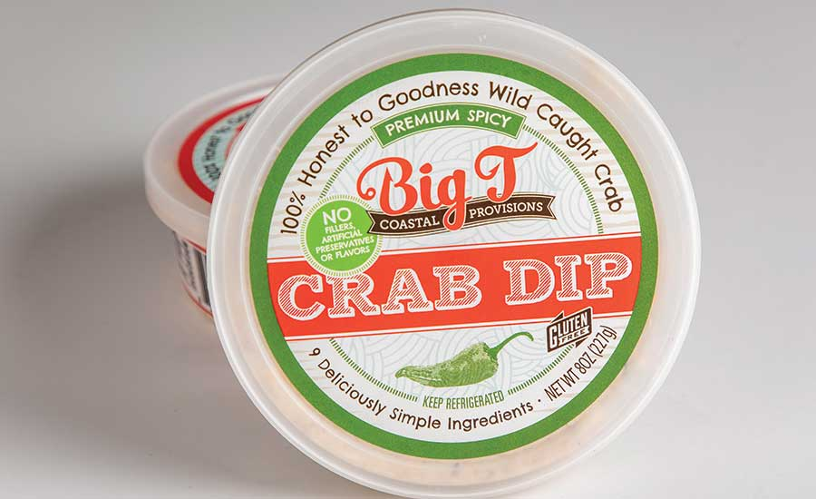 Big T Crab Meat Dips