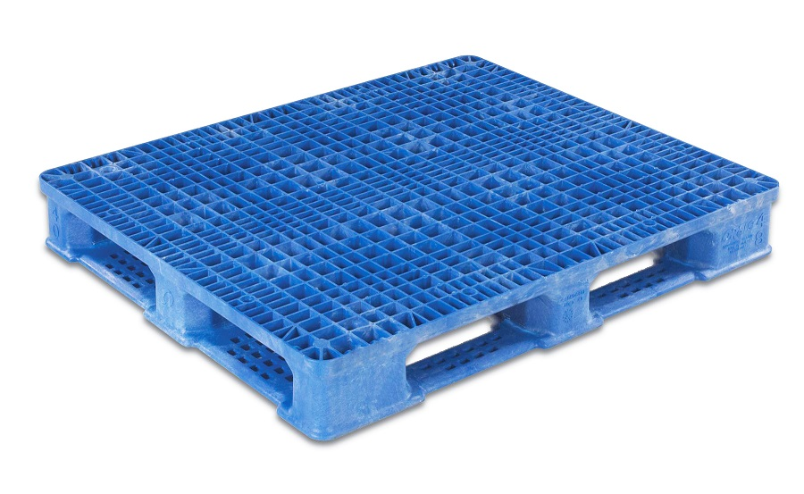 one-piece plastic pallet from ORBIS