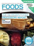 Refrigerated & Frozen Foods March 2020 cover