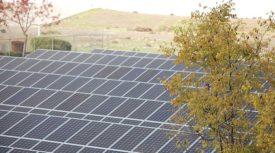 Ground-mount solar arrays
