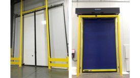 high-speed doors