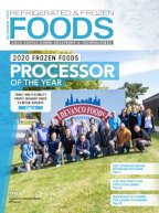 Refrigerated & Frozen Foods November 2020 cover