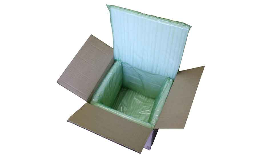 box with thermal liner