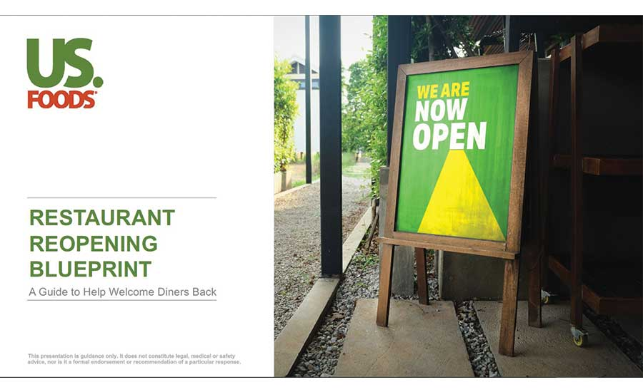 Restaurant Reopening Blueprint guide