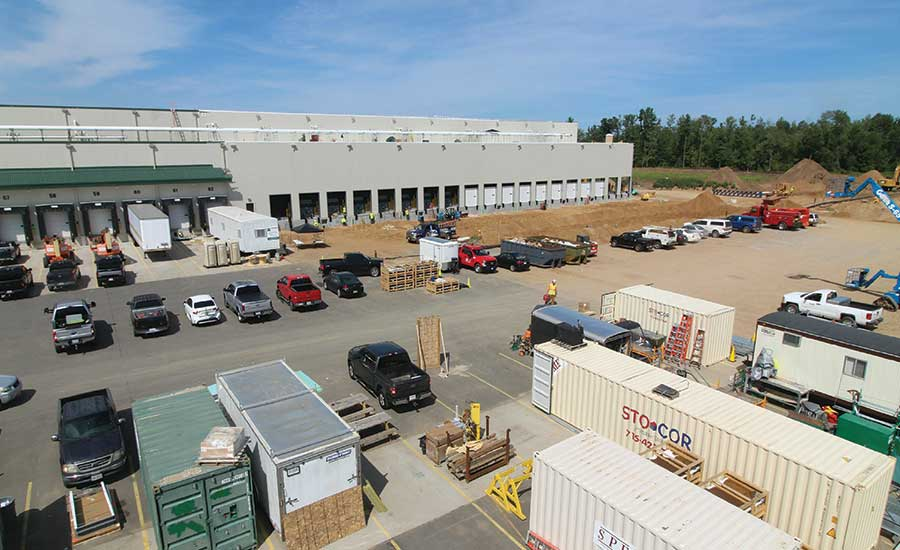 Cold storage expansion project