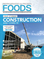 Refrigerated & Frozen Foods September 2020 Cover