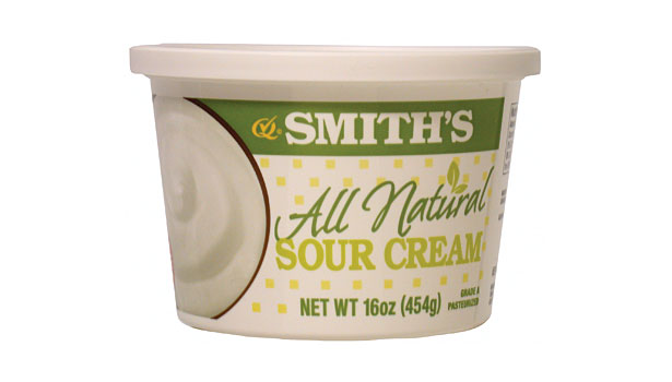 Smith Dairy sour cream