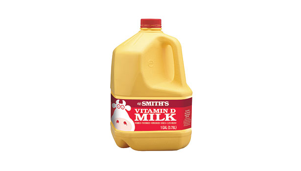 Smith Dairy Vitamin D milk