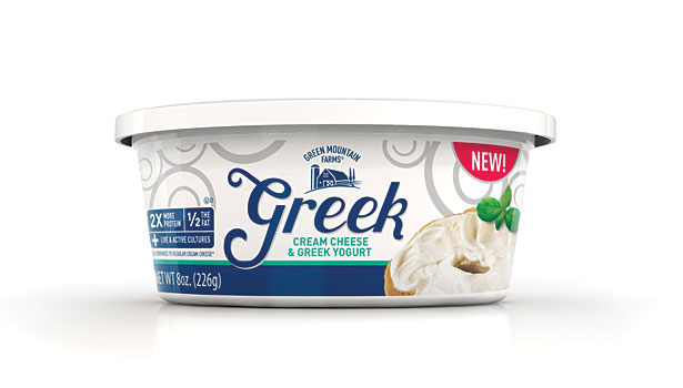 Franklin Foods Greek cream cheese