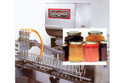 Hinds-Bock container filling system