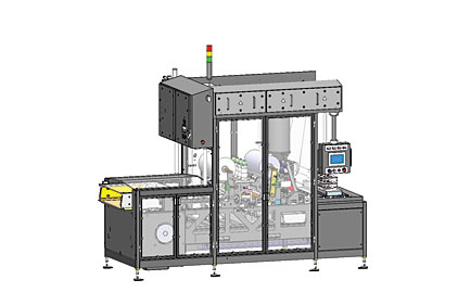 Oystar fill and seal machine