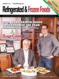 Refrigerated Foods Processor of the year cover