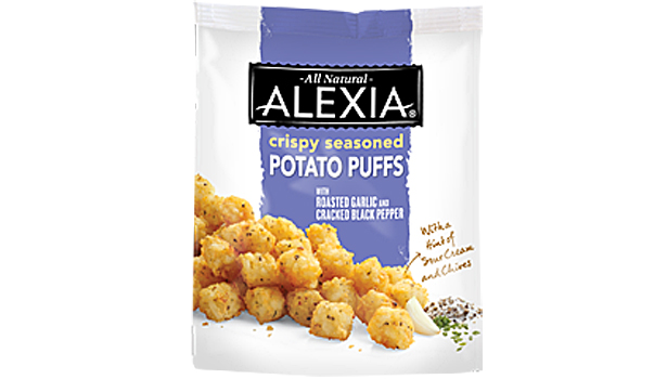 Alexis Foods potato puffs