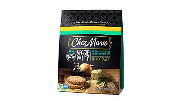 Chez Marie hemp patties
