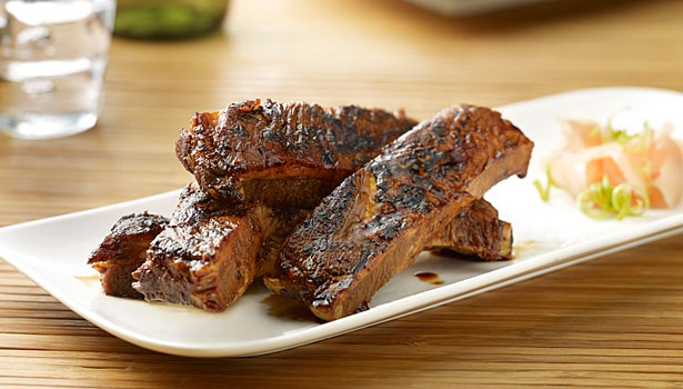 Hormel fire braised ribs
