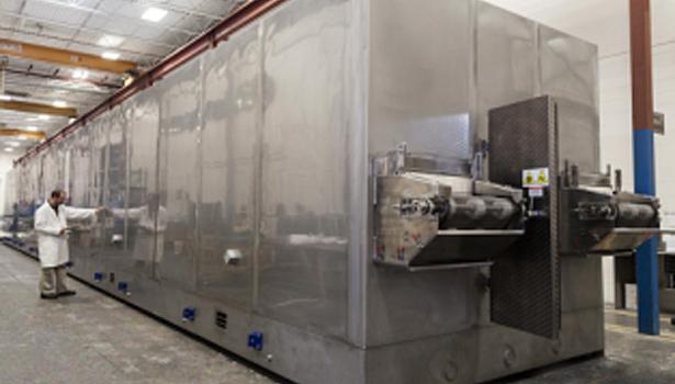 Mechanical & Cryogenic Freezing Equipment   2013-07-15   Refrigerated Frozen  Food