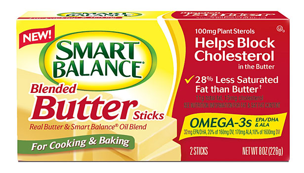 Smart Balance butter sticks