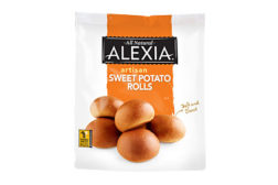 Alexia Foods sweet potato rolls
