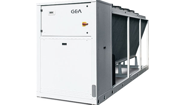 GEA chillers